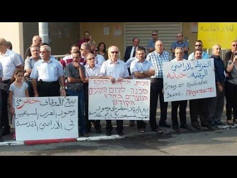 اللقاءات الرسمية مع ثيوفيلوس تشعل غضب أرثوذكس فلسطين