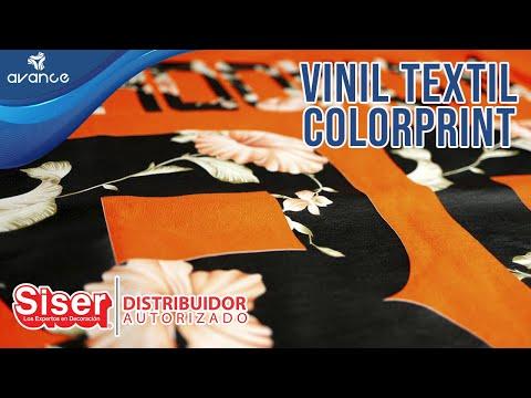 Vinil textil en zapatos/tennis - Siser ColorPrint™ Classic