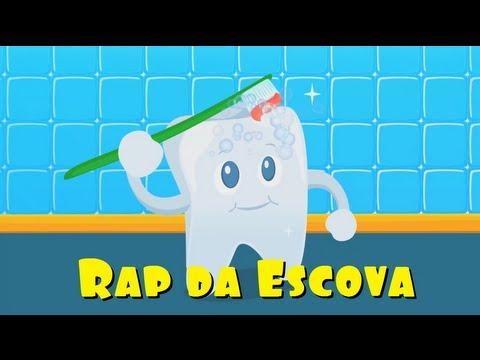 Rap da Escova - A Turma do Seu Lobato Volume 2 Música Infantil