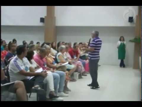 Seminário - PSICOLOGIA DO ESPÍRITO - Palestrante: Adenáuer Novaes (23.10.2016)
