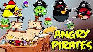 Angry Jack Sparrow(angry Birds Pirate Parody)