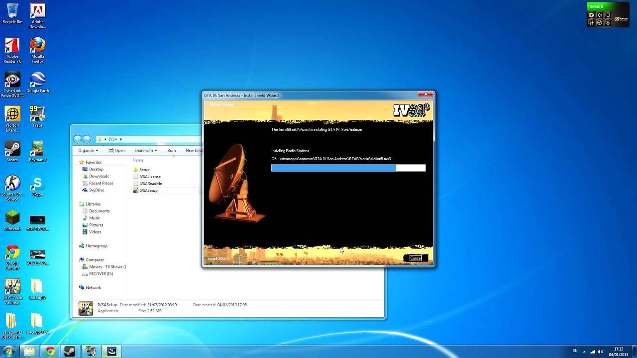 Download Full Version Setup Of Gta San Andreas