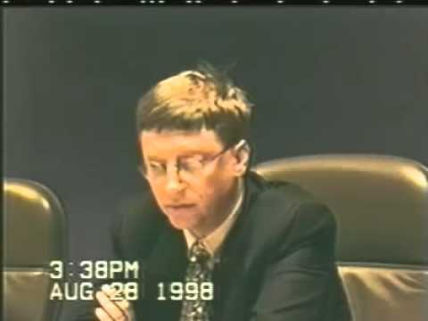 Bill Gates Deposition