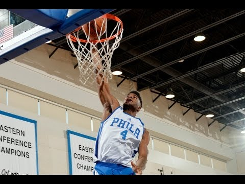 NBA Summer League: Nerlens Noel and Aaron Gordon debut with BIG Dunks!