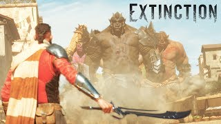 EXTINCTION - Announcement Cinematic Trailer