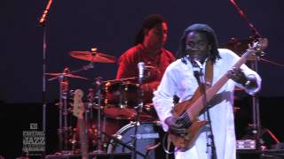 Richard Bona The Ten Shades Of Blues - Concert 2010