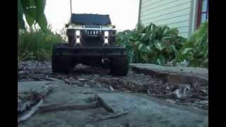 RC HUMMER H2 videos