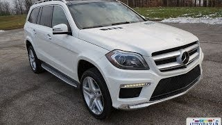 Mercedes-Benz GL550 видео обзор. Тест драйв 2014 Мерседес GL550. Новые Авто из США