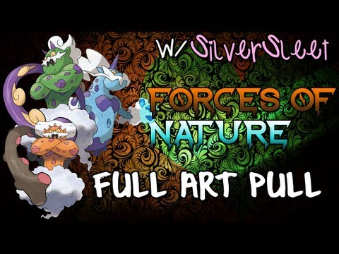 FULL ART PULL - Forces of Nature Box Opening - Pokemon TCG - W/ SilverSleet