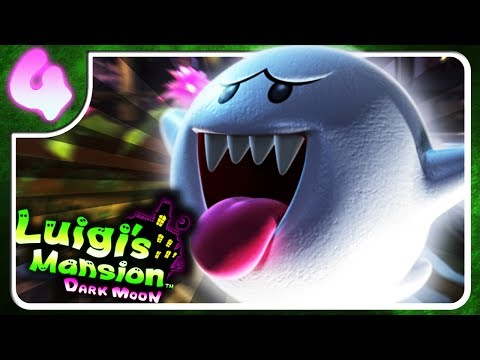 Die BOO's sind zurück! 👻 LUIGI'S MANSION 2: DARK MOON #4