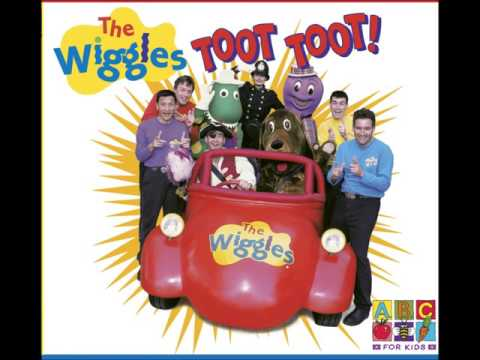 The Wiggles - Toot Toot Australian Credits Music (Zardo Zap Instrumental Extended)