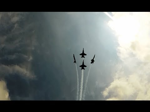 GoPro - Blue Angels 2014 Highlight Reel - 1080p