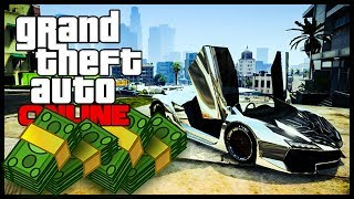 GTA 5 Online Make Money Fast SOLO! After Patch 1.15