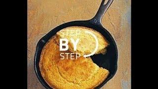 Cornbread Recipe, Southern Cornbread Recipe, Homemade