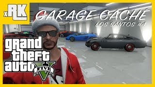 GTA 5 : Garage Secret 4, Le Plus Grand? Carte Et
