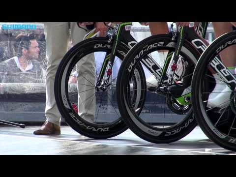Behind the scenes at the World Championships team time trial