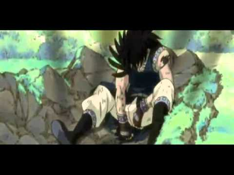 AMV Gazille/Gajeel - Unforgiven