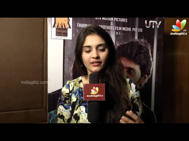 Surabhi On Ivan Vera Mathiri | Interview | Tamil Movie | Vikram Prabhu, C. Sathya