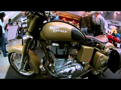 Royal Enfield EFI Classic Desert with Elite accessories pack