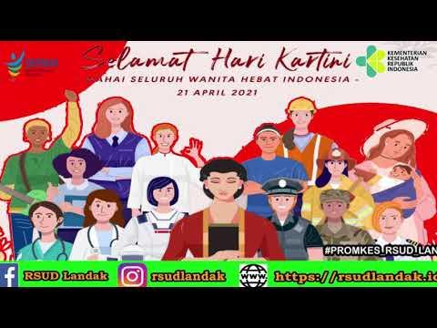 Hari Kartini 21 April 2021