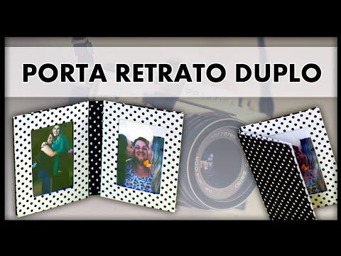 POLYFORT EXTRA - DIY: Porta retrato duplo