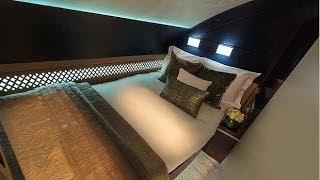A380 Etihad Airways Residence Suites Unravel Travel TV