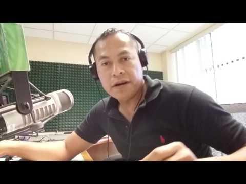 Desde Cabina de XEMS Radio Mexicana 1490 am