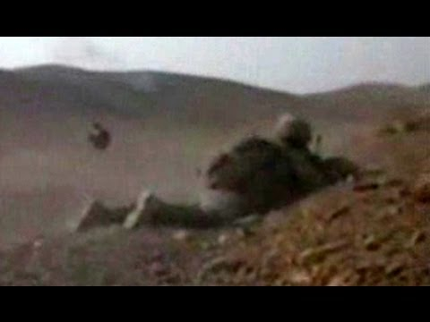 *RAW* U.S. FIREFIGHT WITH INSURGENTS IN AFGHANISTAN