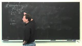 Worldwide Calculus: Theorems on Series III: Series with Positive and Negative Terms