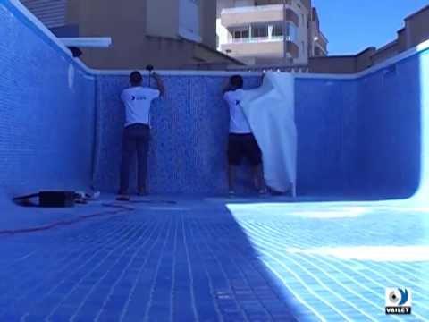 C mo impermeabilizar una piscina con l mina armada de pvc for Lamina armada para piscinas precios