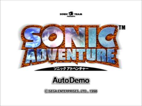 Final Egg Mechanical Resonance ( GAMMA stage) - Sonic Adventure Autodemo BETA
