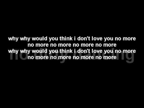 Akon - Love You No More [Lyrics On Screen] 2012