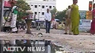 Temple town Tirupati gets relief from rain
