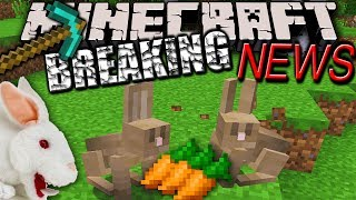 Minecraft 1.8 News: NEW Bunny Mob! Vanilla Killer Rabbits