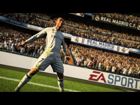FIFA 18 Real Marid Highlights best goals in FIFA 18