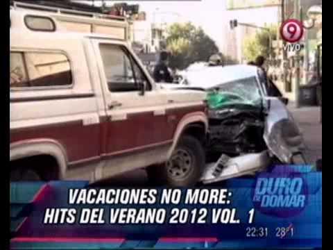 Duro de Domar - Vacaciones no more: Hits del verano 2012 Vol. 1 06-02-12