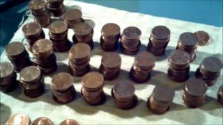 Coin Roll Hunting Pennies: This Is How I Roll