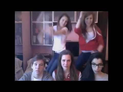 ''Call me maybe'' {Music Video}Carly Rae Jepsen feat Gaia,Luca,Alessandra,Ilaria and Sara.