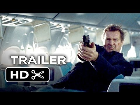 Non-Stop Official Trailer #1 (2013) - Liam Neeson Thriller HD