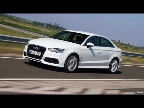 Тест-драйв: компактный седан Audi A3