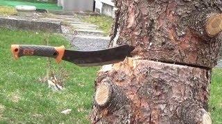 Throwing Blades, Bear Grylls Compact Parang Machete