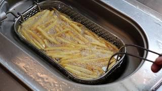 La frite parfaite