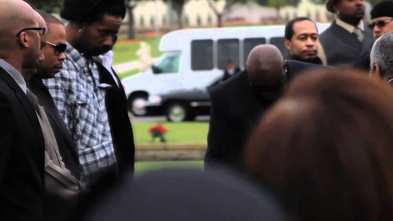 NATE DOGG FUNERAL 3/26/11 WE WILL ALWAYS LOVE HIM AND HIS ...