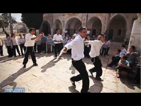 Every day I'm shuffling (jewish version)