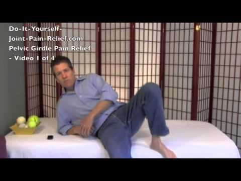 Pelvic Girdle Pain Relief - Video 1 of 4