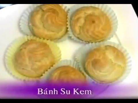 Bánh Su Kem - Xuân Hồng