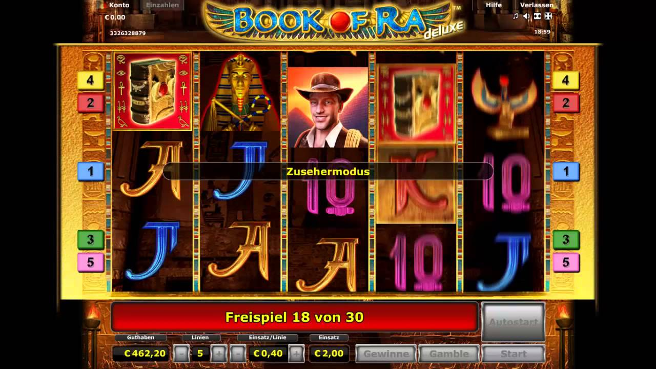 book of ra deluxe automaten tricks