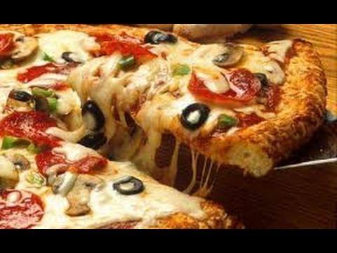 PIZZA CASERA | COMO HACER LA MASA