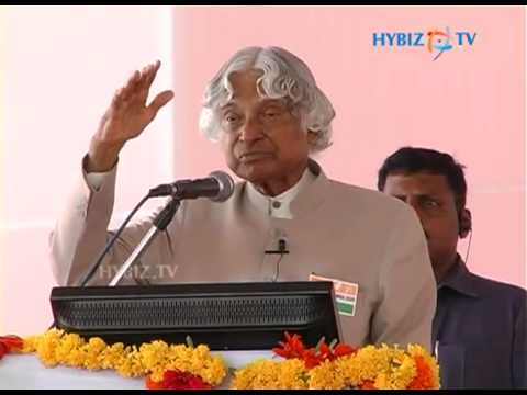 APJ Abdul Kalaam Speaks at Lead India 2020 Bharat Ratnas School Launch