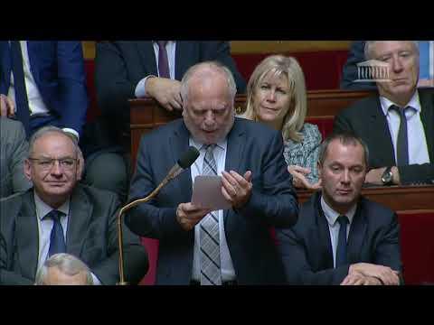 M. Gérard Menuel - Mesures économiques et sociales